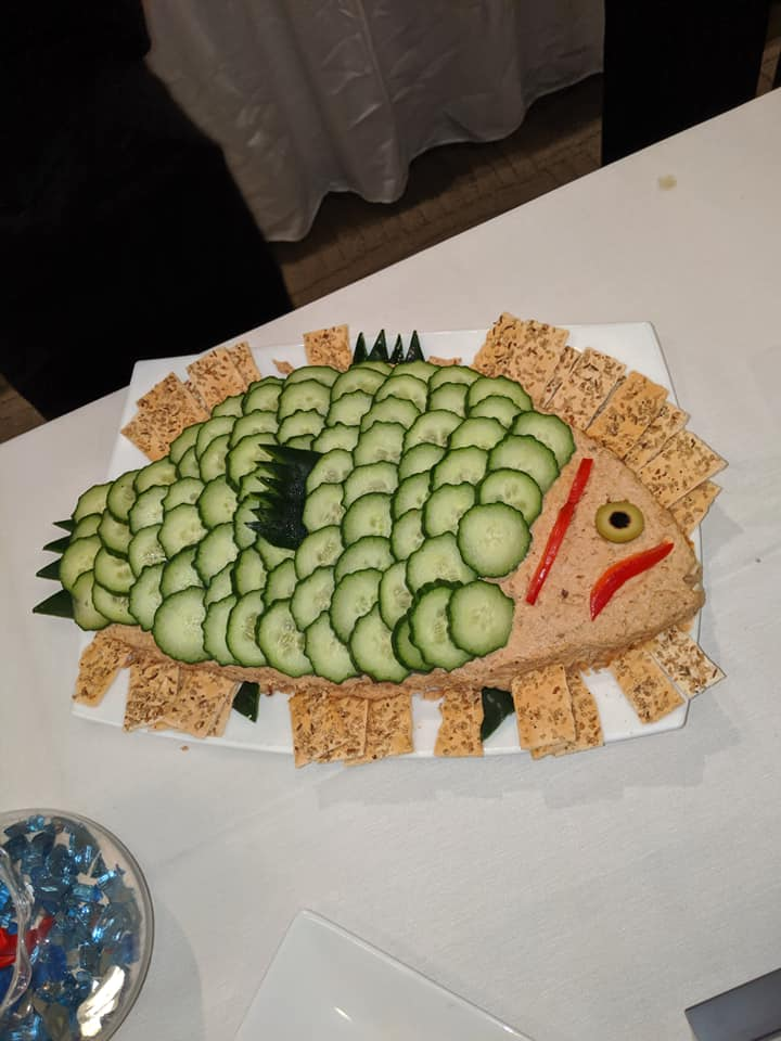 Friends of the arts Edible Fish