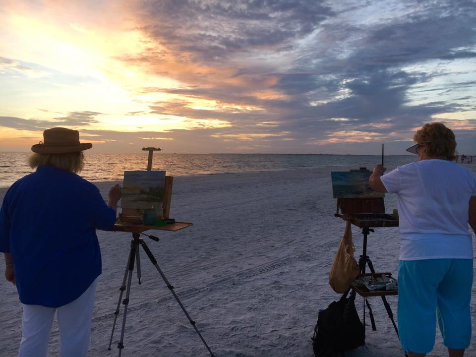 Paint the Beach Fort Myers Beach