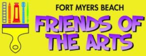 friends of the arts-fort myers beach-logo